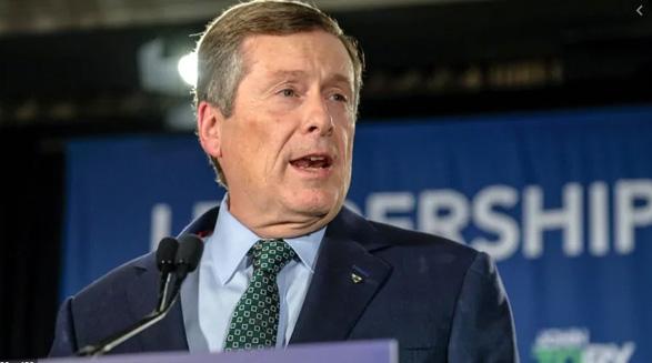 تیراندازی های آخر هفته ی تورنتو شهردار را عصبانی کرده است