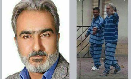 عباس واحدیان شاهرودی بازداشت شد