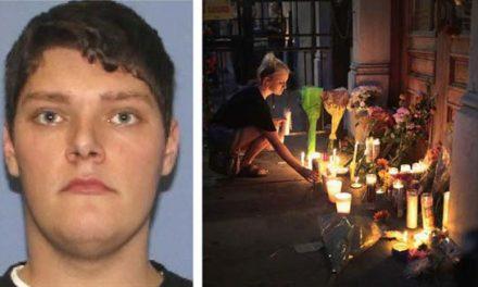 به گفته پلیس امریکا تیرانداز اوهایو به استفاده از ایده های خشن معتاد بود