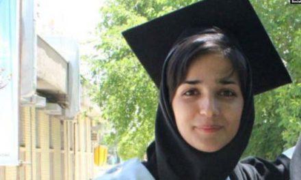لیلا حسینزاده، دانشجوی دانشگاه تهران بازداشت شد