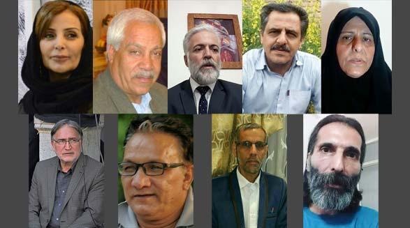 فراخوان برای آزادی زندانیان گروه ۱۴ نفر، و همه زندانیان سیاسی و عقیدتی