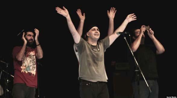 کنسرت گروه موسیقی «اوهام» با هجوم مأموران اداره اماکن لغو شد