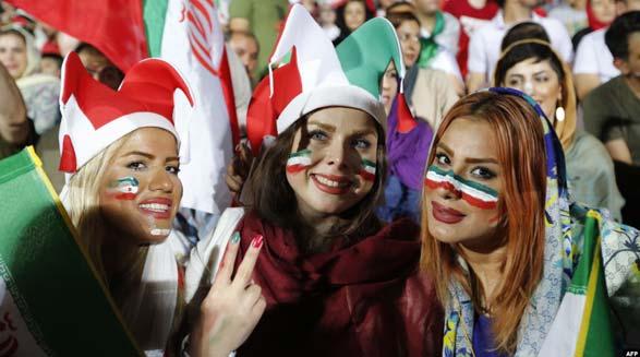 فیفا: هدف ما حضور زنان در همه مسابقات فوتبال در ایران است