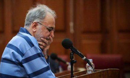 محمدعلی نجفی، متهم به قتل میترا استاد آزاد شد