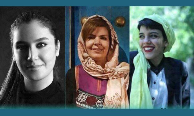 سه فعال مدنی مجموعا به ۵۵ سال حبس محکوم شدند