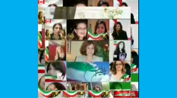 نامه زنان پیشرو ایرانی کارزار #ایران_متحد