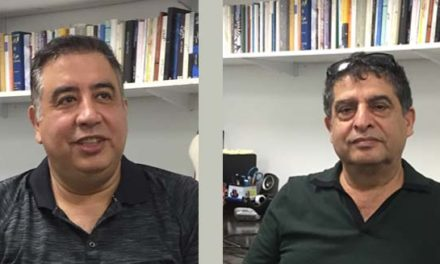 """گفت و گوی شهروند با دو تن از اعضای """"همبستگی جمهوریخواهان ایران""""/نسرین الماسی"""