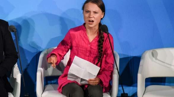 اشاره رهبران احزاب کانادا به سخنان فعال محیط زیست ۱۶ ساله گرتا تانبرگ