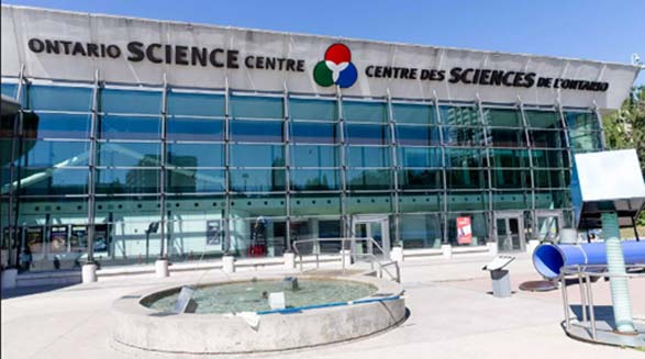 مرکز علمی انتاریو این آخر هفته مجانی است