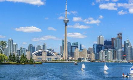 تورنتو شهر هفتم جهان برای زندگی