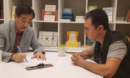 گفتگو با انرژی- درمانگر و شفابخش، دکتر جیرو ایمایی/ آرش فرهادی