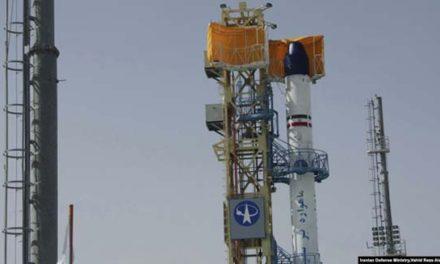 امریکا مراکز فضایی ایران را تحریم کرد