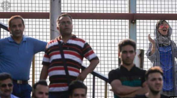 تناقضهای دولت روحانی درباره حضور زنان در ورزشگاه؛   ۶سال در قدرت هستید، باز وعده انتخابات میدهید؟