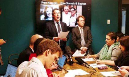 همزمان با مجمع سازمان ملل؛ اتحاد خانوادههای زندانیان دو تابعیتی در ایران علیه سیاست گروگانگیری جمهوری اسلامی