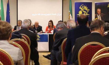 کنفرانس اروپایی حزب مشروطه ایران (لیبرال دمکرات) و  شرایط جدید ایران/نادر زاهدی