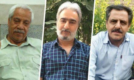 خانواده سه تن از امضا کنندگان درخواست استعفای خامنهای: بازداشت موقت، شکنجه است