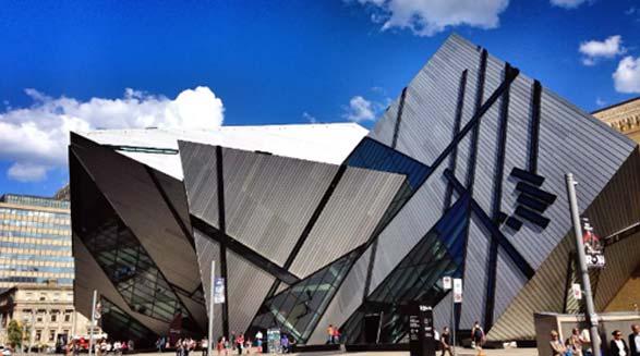 موزه ی رویال انتاریو یک روز در ماه مجانی است
