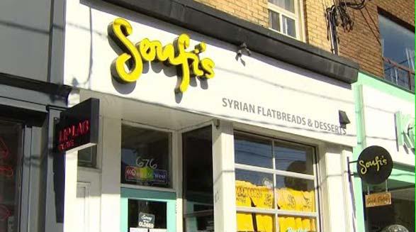 تعطیلی یک رستوران سوریه ای در تورنتو به دلیل تهدید مرگ