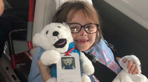 جراحی دندان مخاطره آمیز دختر ۵ ساله