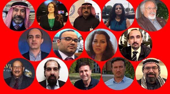 حمایت ۱۴ فعال کرد و عرب از بیانیه تکمیلی ۱۴ فعال مدنی و سیاسی