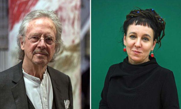 جایزه نوبل «استثنایی» ادبیات ۲۰۱۹ به دو نویسنده، یک زن و یک مرد، رسید