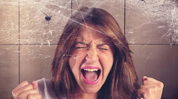 روان درمانی ترس ها/دکتر خسرو نیستانی