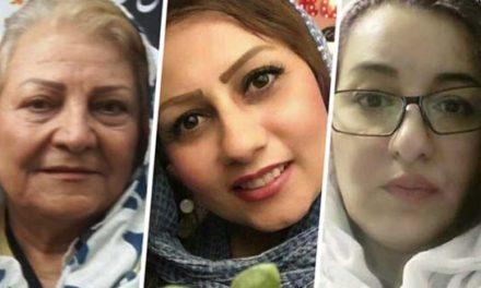 سه نفر از زنان امضاکننده نامه درخواست استعفای خامنهای با وثیقه و به طور موقت آزاد شدند