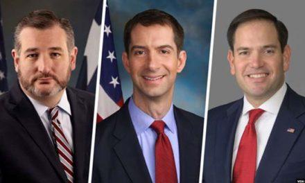 هفت سناتور جمهوریخواه آمریکا از پرزیدنت ترامپ خواستند مسئولان ایرانی عامل قطع اینترنت را تحریم کند