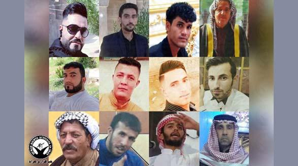 معترضان به مرگ حسن حیدری؛ افزایش شمار بازداشت شدگان اعتراضات اهواز