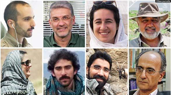 احکام شش فعال محیط زیست زندانی صادر شد