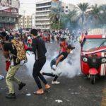 چهار معترض دیگر عراقی کشته شدند؛ شلیک مستقیم کپسول گاز اشکآور عامل مرگ سه نفر از آنها
