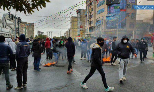 تائید گستردگی اعتراضات اخیر؛ تظاهرات در ۲۲ استان ایران بوده است