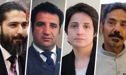 جایزه حقوق بشری وکلای اروپا به وکلای زندانی در ایران اهدا شد