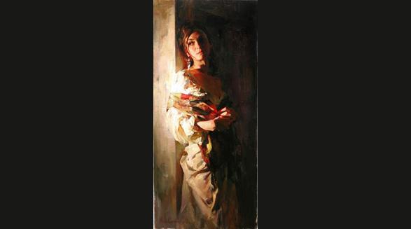 فرشته زیبای شهر لَوَل/شهرام امیرپور سرچشمه