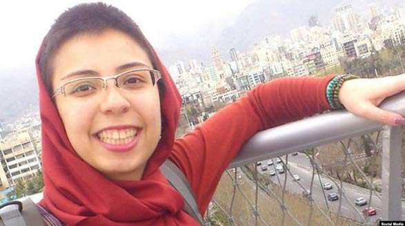 سها مرتضایی، دانشجوی زندانی، دست به اعتصاب غذا زد