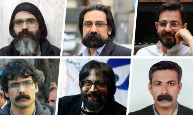 وضعیت جسمی ۶ تن از دراویش زندانی در پی هفتهها اعتصاب غذا وخیم است