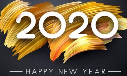 سال نوی میلادی مبارک!