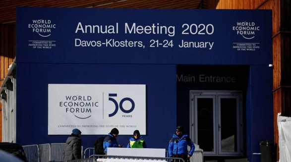 چشم اندازاقتصاد جهان در داووس ۲۰۲۰/فرهاد فرسادی