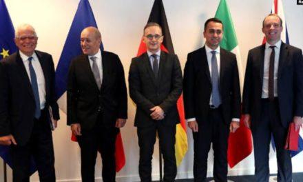 به دلیل «پایبند نبودن» جمهوری اسلامی به برجام؛ سه کشور اروپایی «مکانیسم ماشه» را علیه ایران فعال کردند