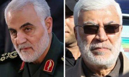 فرمانده ایرانی-عراقی حشد شعبی که همراه قاسم سلیمانی کشته شد را بشناسید