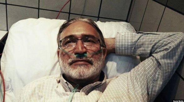 اطلاعیه کمیته حمایت از بیانیه ۱۴ نفر: جان محمد نوری زاد در خطر است!