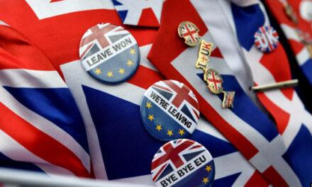 بریتانیا امروز به طور رسمی از اتحادیه اروپا خارج میشود