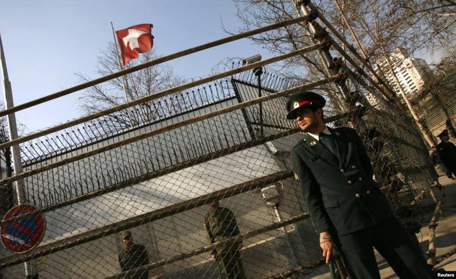 سوئیس پیام دولت آمریکا در مورد کشتن قاسم سلیمانی را به دولت ایران منتقل کرد