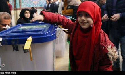 نتایج نهایی انتخابات در تهران اعلام شد