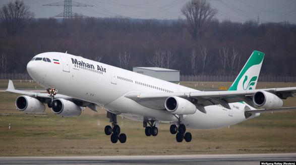 طی سه هفته ممنوعیت به خاطر کرونا، ماهان ۵۵ پرواز به چین داشته است