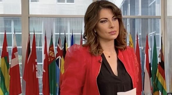 مورگان اورتگاس: به مبارزه زنان شجاع ایرانی افتخار میکنیم و در کنار آنها هستیم