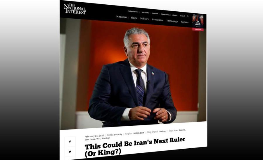 ایلان برمن، کارشناس سیاسی آمریکایی: رضا پهلوی میتواند «فرمانروای آینده ایران» باشد
