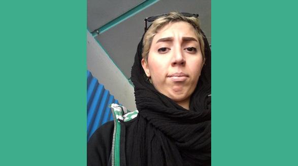ملیحه جعفری دانشجوی نمایش عروسکی به اتهام اجتماع و تبانی برای ارتکاب جرم محکوم شد!