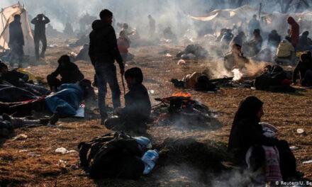 برای پناهندگان آواره ی جهان پشت مرزهای محتوم مرگ/اکبر ذوالقرنین