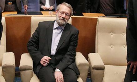 علی لاریجانی رئیس مجلس ایران هم به کرونا مبتلا شده است؛ سومین نماینده قم که بیمار شد